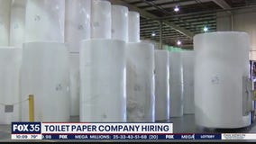 Toilet paper company in Florida now hiring