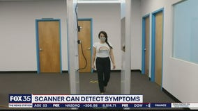 Scanner can detect symptoms