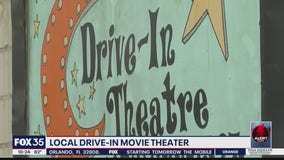 Ocala drive-in theater one of few in country showing new movies