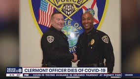 Florida officer dies of coronavirus after traveling to Boston