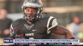 Shaquille O'Neal offers to pay for funeral of Ocoee teen