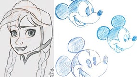 Disney offers free animation classes online as the coronavirus pandemic continues