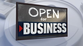 Support Our Stores-Open For Business