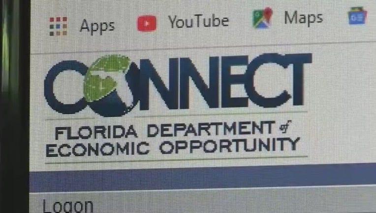 florida unemployment connect