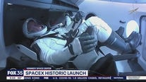 Historic SpaceX launch