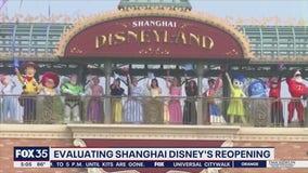 Evaluating Shanghai Disneyland's reopening