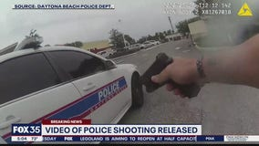 Video of police shooting released