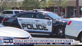 Ocala mayor refuses to follow state guidelines for reopening