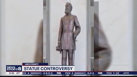 Lawsuit filed to stop transfer of Confederate statue