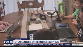 Challenges of remote learning for children with disabilities