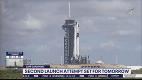 Second launch attempt set for Saturday