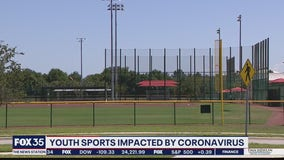 Youth sports impacted by coronavirus