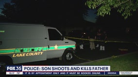 Tavares police say man shot and killed his father