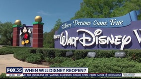 Economist says Walt Disney World will reopen within months