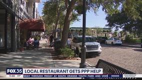 Winter Park restaurant receives Paycheck Protection Program