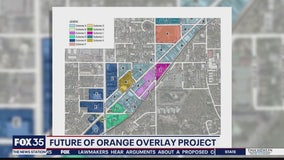 Future of Orange Avenue Overlay District