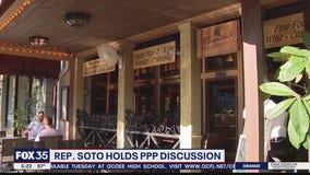 Congressman Soto holds PPP discussion