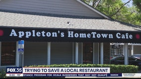 Man trying to save Lake Mary eatery