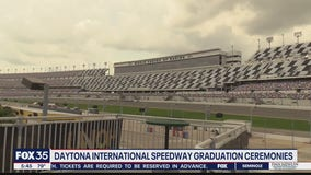 Graduation ceremonies set at Daytona International Speedway