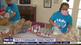 Paying it Forward: DeLand food pantry a godsend for struggling families