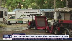 Deputies investigate murder-suicide