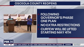 Osceola County prepares for reopening on May 4