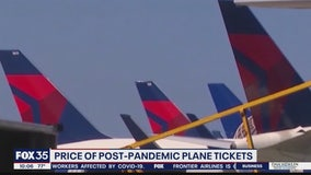 Pandemic expected to transform air travel
