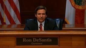 DeSantis invites professional sports teams to Florida for practices, games
