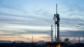 Weather conditions just 40% favorable for historic manned launch