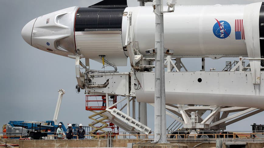 What you should know about SpaceX's Crew Dragon, the spacecraft set to make history