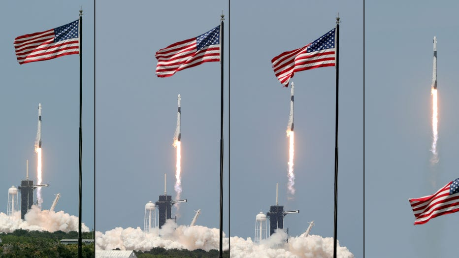 COMBO-US-SPACEX-LAUNCH-AEROSPACE-SPACE