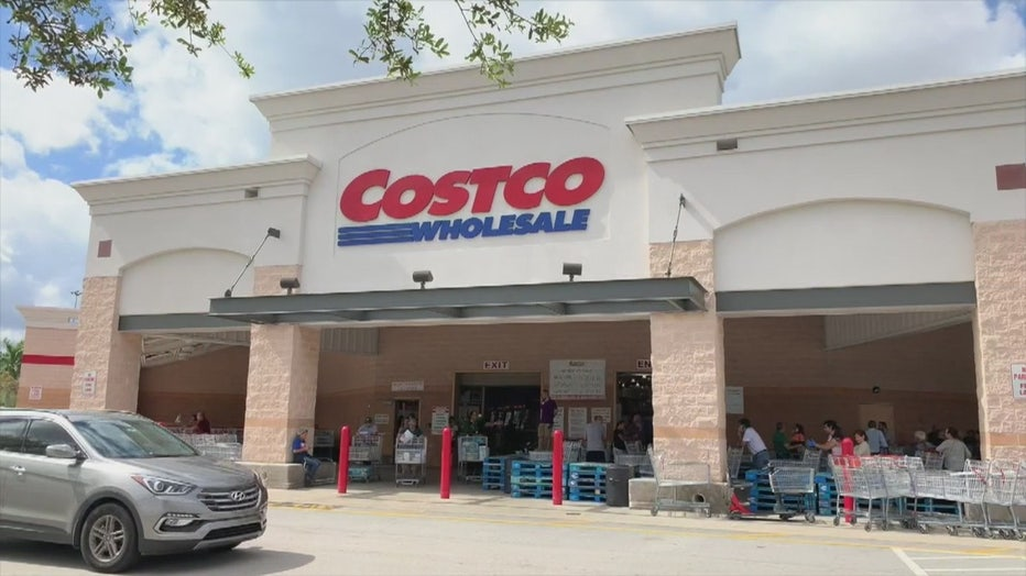 Costco generic KTTV from video