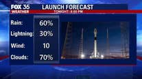 Launch Forecast: June 3rd
