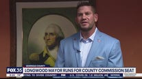 Longwood Mayor runs for County Commission seat