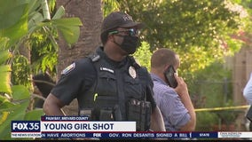 Young girl shot in Palm Bay