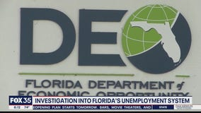 Investigation into Florida's unemployment system
