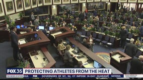 Florida enacts heat stroke protections for student athletes