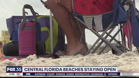 Volusia County will enforce COVID-19 safety at beaches