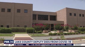 Lake County deputy dies from COVID-19