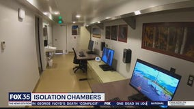 Isolation chambers help fight COVID-19