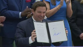 Gov. DeSantis announces $500 million to raise salaries of Florida teachers