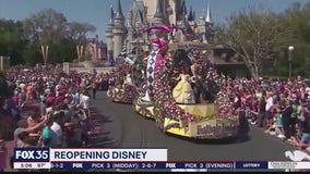 Walt Disney World still on target to reopen in July