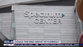 RNC could come to Florida, report says