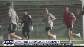 Orlando City prepping for MLS season at Disney