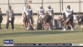 3 UCF Football players test positive for COVID-19