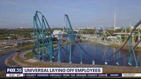 Universal Orlando laying off employees
