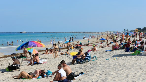 Beachgoers on alert after 2 people, including child, bitten by sharks in New Smyrna Beach