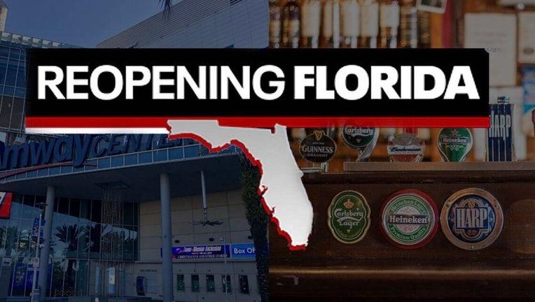 reopening florida