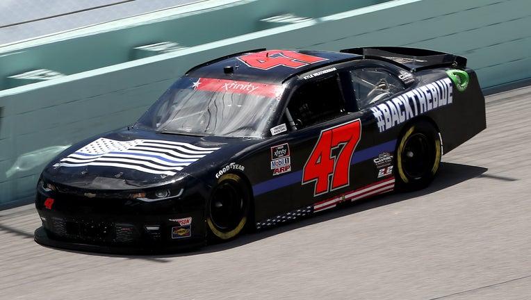 NASCAR Xfinity Series Contender Boats 250