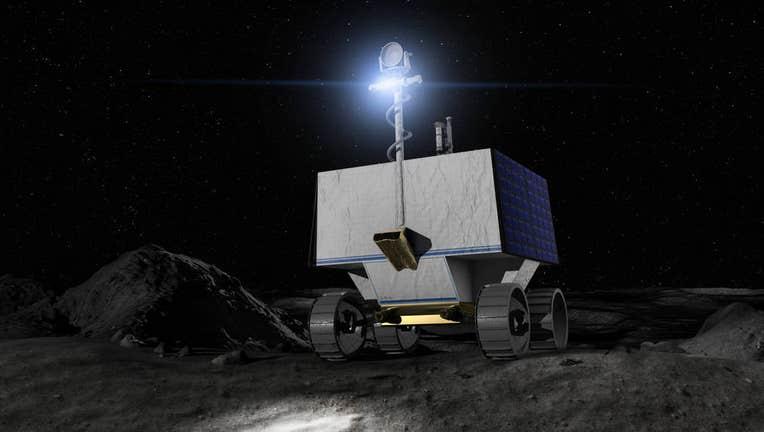 NASA viper rover 061120